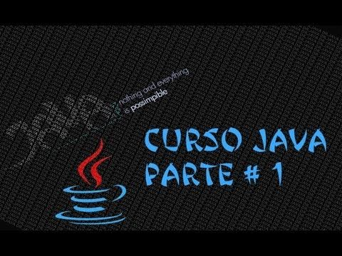 Vídeo: Aprende Java en NetBeans (Parte 1)