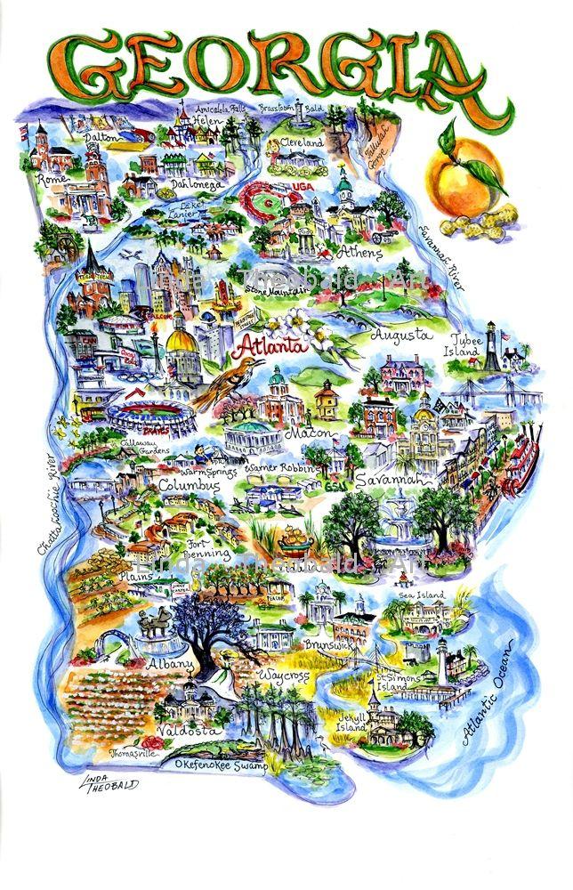 State of Georgia- Linda Theobald