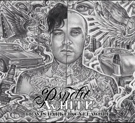 Yelawolf & Travis Barker / Psycho White EP