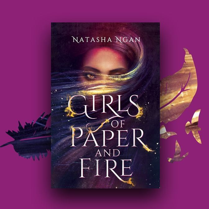 Image result for girls of paper and fire by natasha ngan