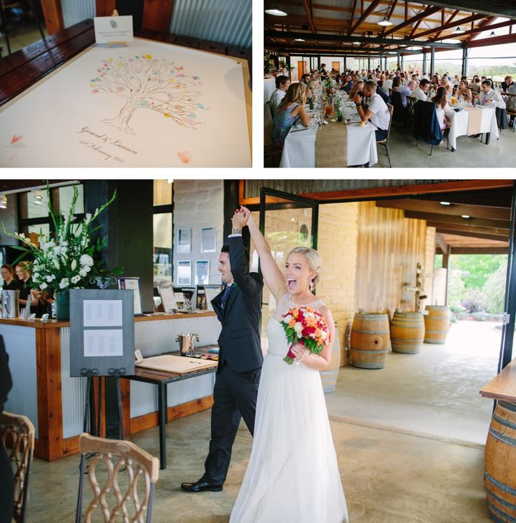 Photo Credit: Michael Briggs at Yarra Ranges Estate. Winery Wedding   Yarra Valley Wedding   Dandenong Ranges Wedding