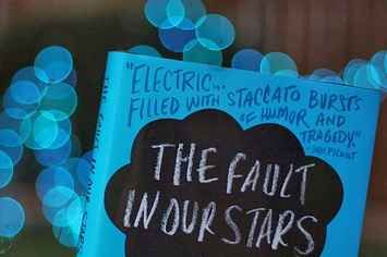 "John Green Reveals ""The Fault In Our Stars"" Could Have Had A Very, Very Different Ending."