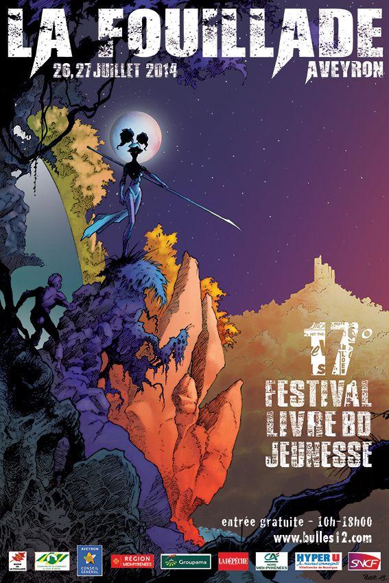 Festival de La Fouillade 2014, c'est les 26 et 27 juillet - http://www.ligneclaire.info/fouillade-2014-16746.html