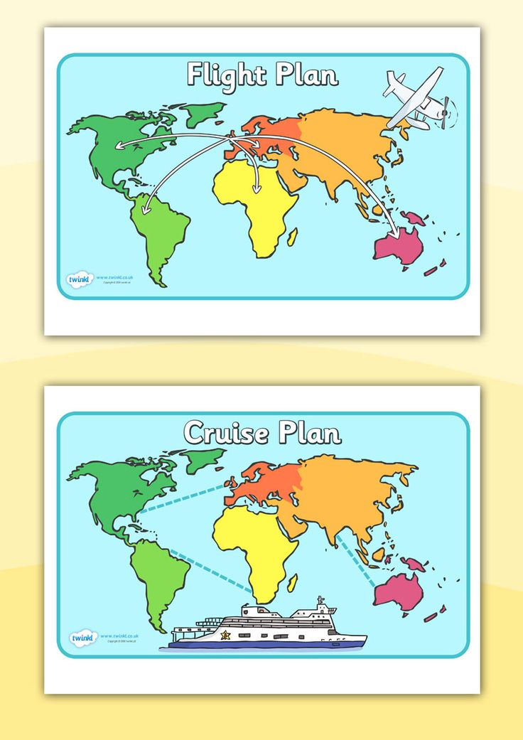 Twinkl Resources >> World Map Posters  >> Classroom printables for Pre-School, Kindergarten, Elementary School and beyond! Topics, Travel, Vacations, World, Maps