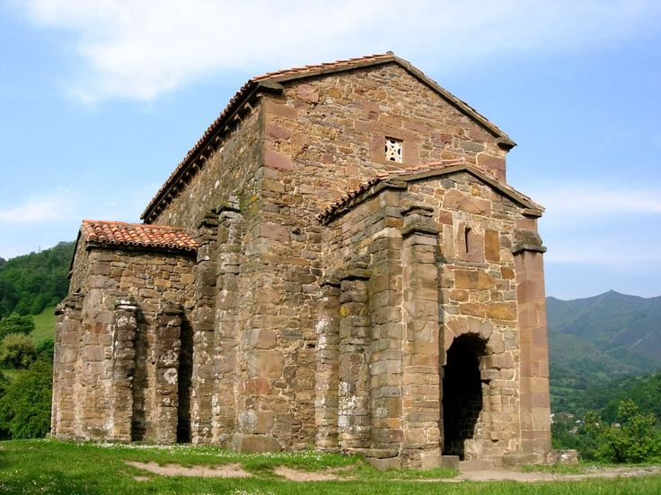 Asturias Santa Cristina de Lena -