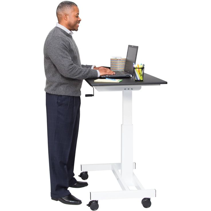 17 Best Ideas About Stand Up Desk On Pinterest Monitor