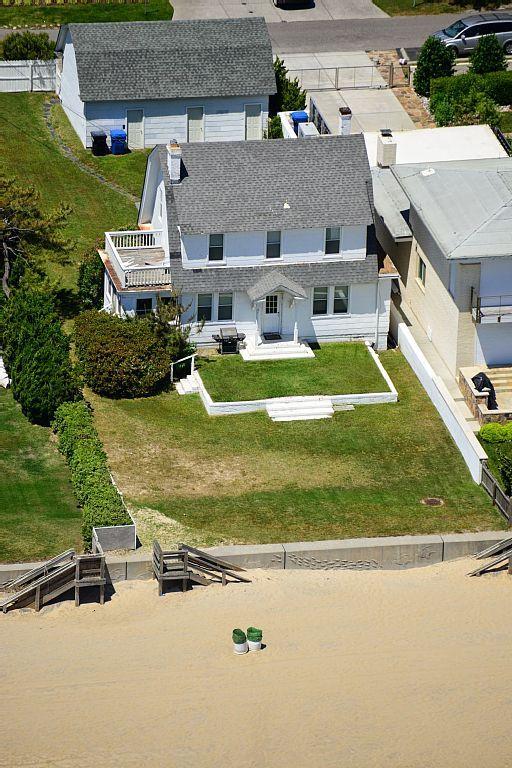 Aerial view - Virginia Beach house rental