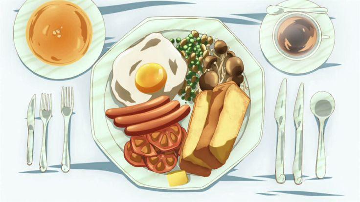 Anime breakfast food anime food pinterest breakfast for Table no 21 full movie