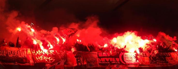 nickkelly @ Hertha BSC-Union Berlin