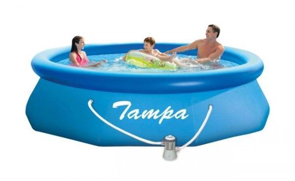Bazén Tampa 3,05x0,76 s kartušovou filtrací - Kliknutím zobrazíte detail obrázku.