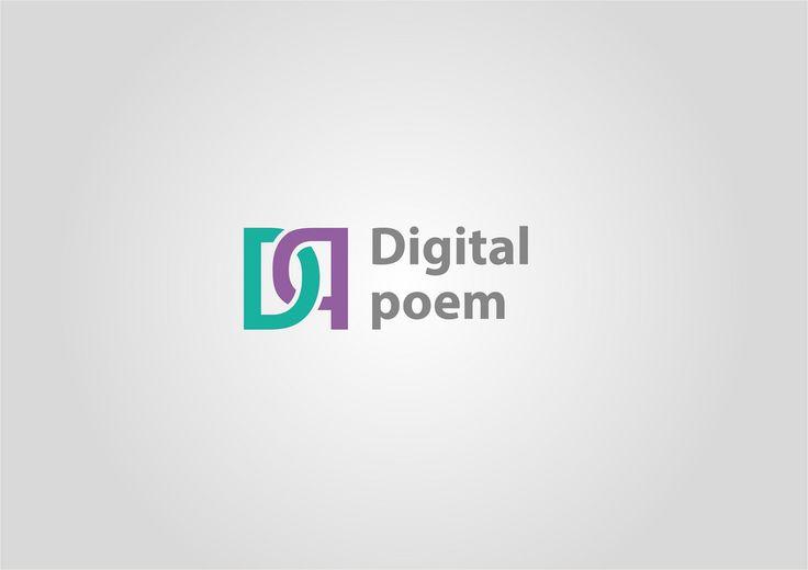 Digital poem logo ver2 | Flickr - Photo Sharing!