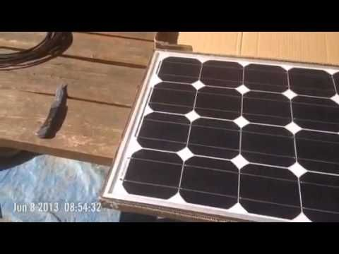 Check out this blog post about Solar Panels we just added at http://greenenergy.solar-san-antonio.com/solar-energy/solar-panels/100-watt-solar-panel-kit-with-30-amp-lcd-charge-controller/