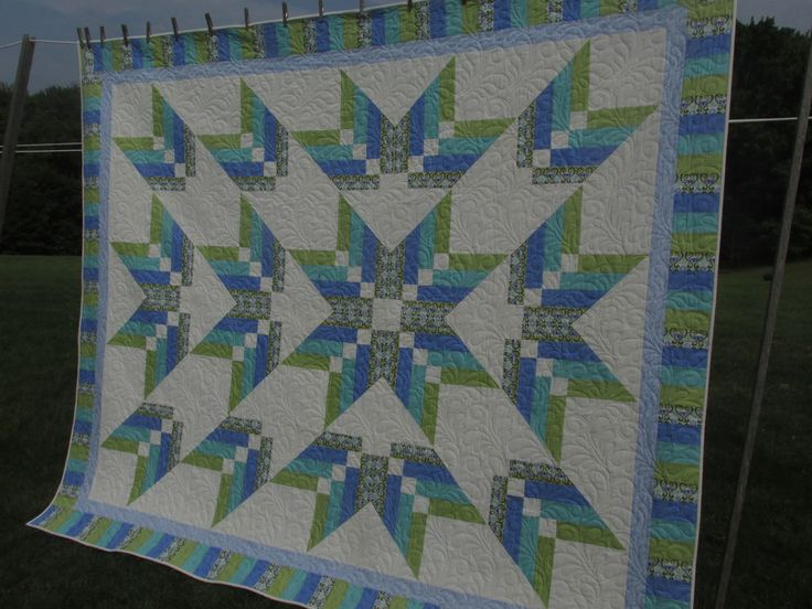 This is the Binding Tool Star Quilt that I recently finished from the Missouri Star Quilt Company video tutorial that can be found here . & 22 best Binding tool star images on Pinterest | Quilting ideas ... pillowsntoast.com