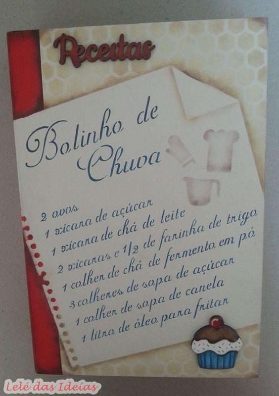 Lelé das Ideias - Caixa Livro de Receitas