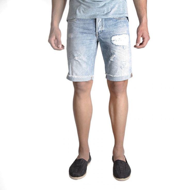 john-andy.com | Uniform Sunny Denim Shorts