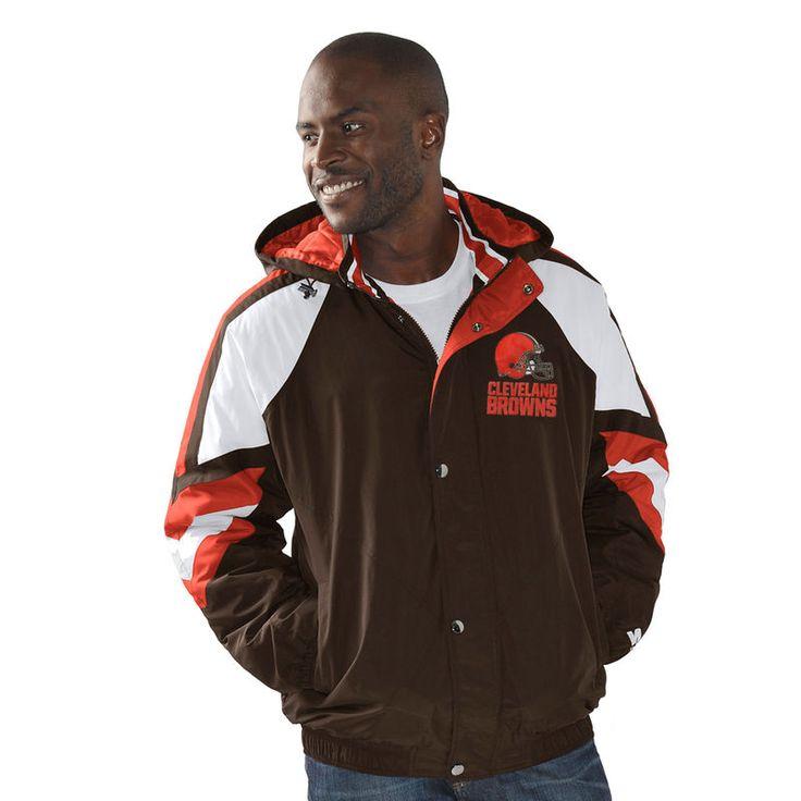 Cleveland Browns Starter Pro Jacket - Brown