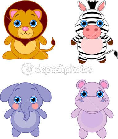 Cute animals set 04 — Stock Illustration #2562616 http://depositphotos.com/2562616/stock-illustration-cute-animals-set-04.html?sst=60&sqc=82&sqm=76261&sq=3h71n3