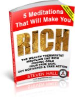 5 Meditations that will make you RICH - Who doesn't want to be rich? With these 5 meditations you can help attract money into your life.