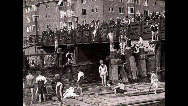 Amsterdam, Amstelkanaal 1924.