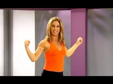 """5 Minute Warm Up with Denise Austin is designed to warm up every muscle group in the body and prepare your hips, thighs, upper-body, abs, and core for a slimming total-body workout.    This workout is from Denise Austin's DVD """"Hit The Spot: 10 five-minute Target Toners"""".    For full selection of great workouts like this one, go to the BeFit Channel ..."""