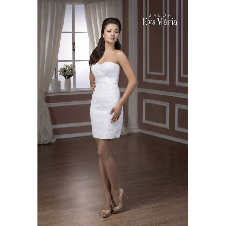 Čipkované svadobné šaty Ashley