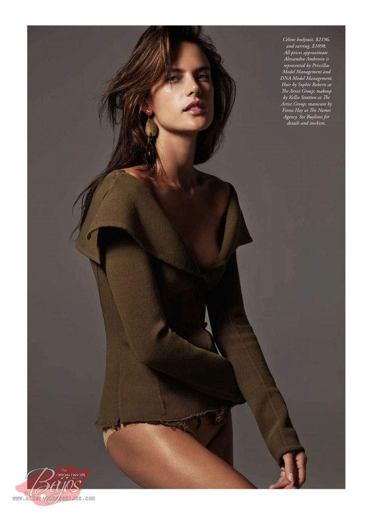 10 best Alessandra Ambrosio: Harper's Bazaar Australia ...