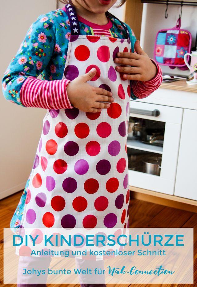 DIY Kinderschürze