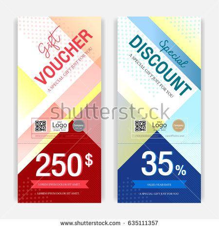Best 25+ Discount vouchers ideas on Pinterest Coupon template - discount voucher design