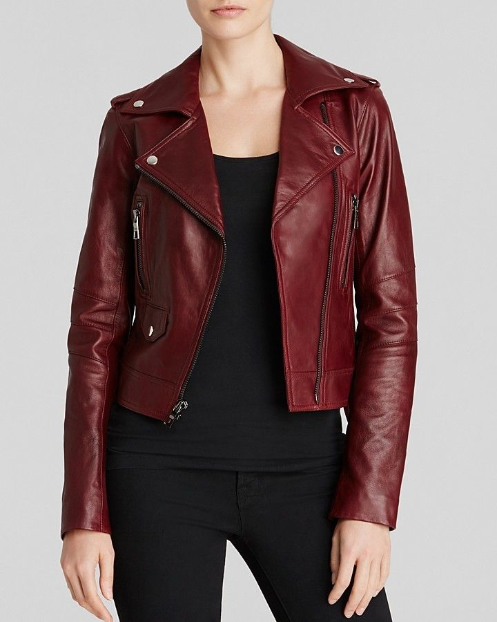$594, Parker Jacket Belfast. Sold by Bloomingdale's. Click for more info: https://lookastic.com/women/shop_items/348703/redirect