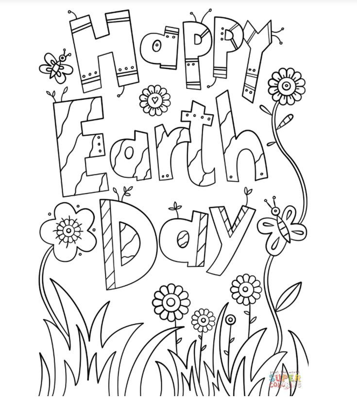 Printable Coloring Pages For Your Kids To Celebrate Earth Day Earth Day Coloring Pages Earth Coloring Pages Earth Day Worksheets