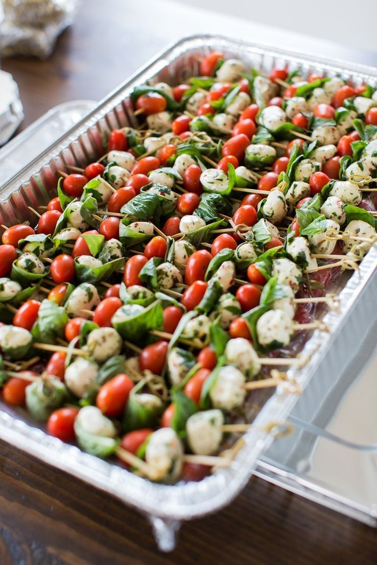 Best 25 Large Party Food Ideas On Pinterest