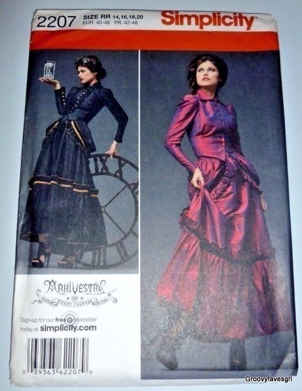 21 best Halloween costume Sewing Patterns images on Pinterest ...