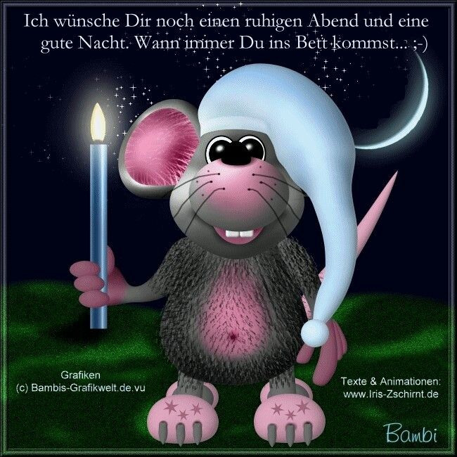 193 besten gute nacht bilder auf pinterest. Black Bedroom Furniture Sets. Home Design Ideas