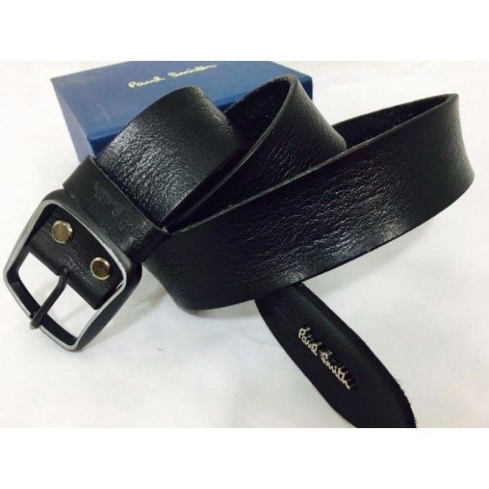 Plan Black Designer belt