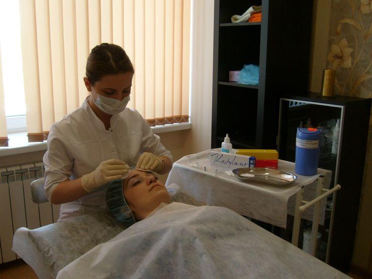 процедуры в клинике