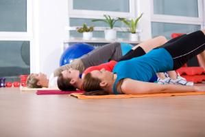 stretching for bulging disc