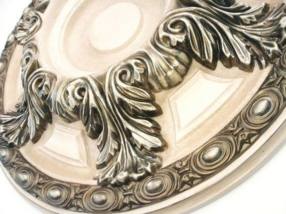Athens ceiling medallion 23 hand painted for a by accentbydesign, $99.00