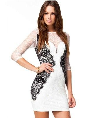 Chic Dresses Dámske šaty LC2989