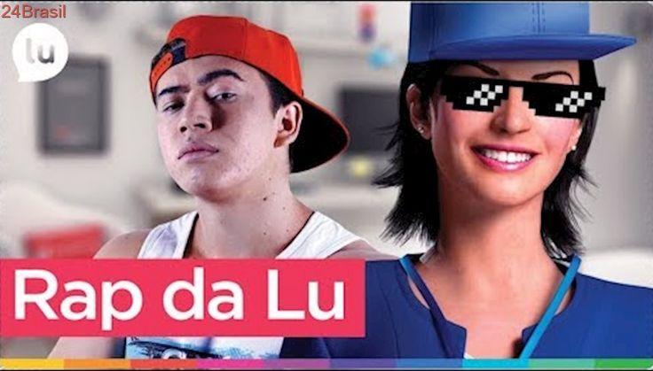 Lu aceita desafio do Whindersson Nunes - Canal da Lu - Magazine Luiza