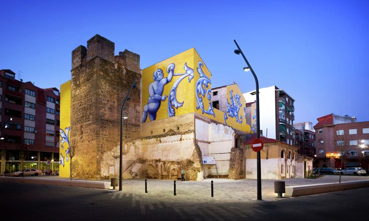 Image 1 of 16 from gallery of San Miguel Cultural Square Refurbishment / OOIIO. Photograph by Eugenio H. Vegue y Francisco Sepúlveda.