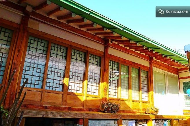Hanok Guesthouse 210 at Bukchon Hanok Village, Seoul