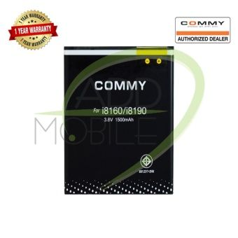 รีวิว สินค้า Commy แบตเตอรี่ SAMSUNG Galaxy S3 mini (i8190) ✓ แนะนำซื้อ Commy แบตเตอรี่ SAMSUNG Galaxy S3 mini (i8190) ใกล้จะหมด | catalogCommy แบตเตอรี่ SAMSUNG Galaxy S3 mini (i8190)  รายละเอียด : http://online.thprice.us/naBg8    คุณกำลังต้องการ Commy แบตเตอรี่ SAMSUNG Galaxy S3 mini (i8190) เพื่อช่วยแก้ไขปัญหา อยูใช่หรือไม่ ถ้าใช่คุณมาถูกที่แล้ว เรามีการแนะนำสินค้า พร้อมแนะแหล่งซื้อ Commy แบตเตอรี่ SAMSUNG Galaxy S3 mini (i8190) ราคาถูกให้กับคุณ    หมวดหมู่ Commy แบตเตอรี่ SAMSUNG Galaxy…