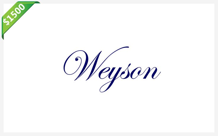 real estate company names - weyson