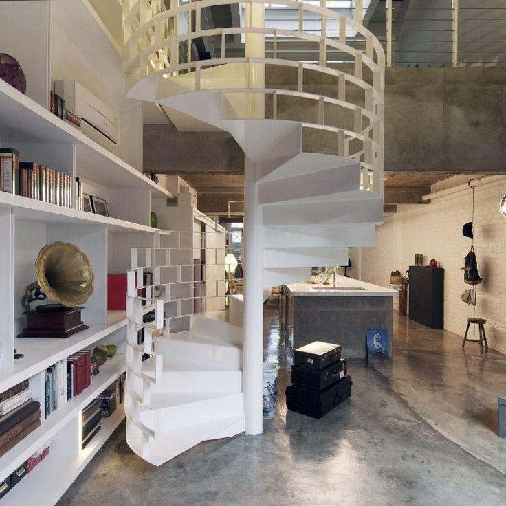 Brick Loft Apartment best 20+ brick loft ideas on pinterest | rustic loft, loft style