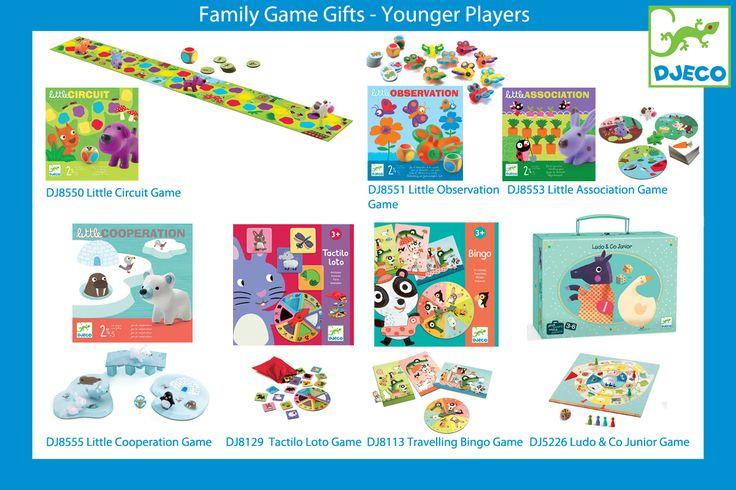 Kaleidoscope Djeco Family Game Night Gift Ideas DJ8129 DJ8113 DJ5226 DJ8550 DJ8551 DJ8553 DJ8555