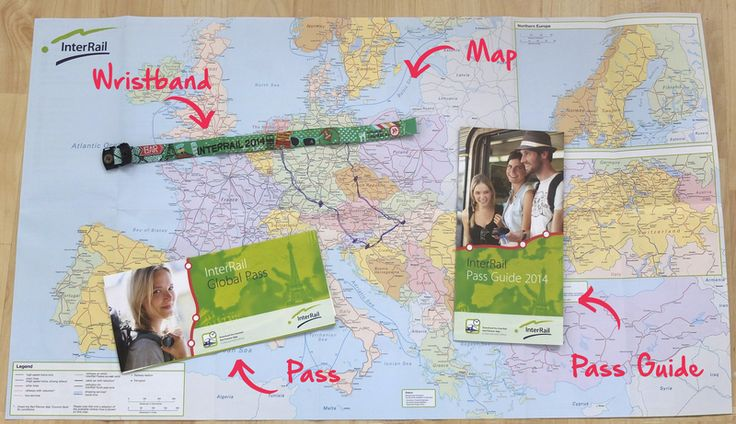 Interrail Global Pass - Explore Up to 30 Countries in Europe with 1 Pass | Interrail.eu