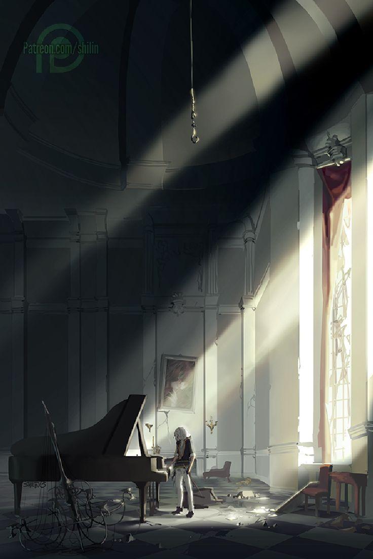 The Art Of Animation, Shilin Huang - http://okolnir.net -...
