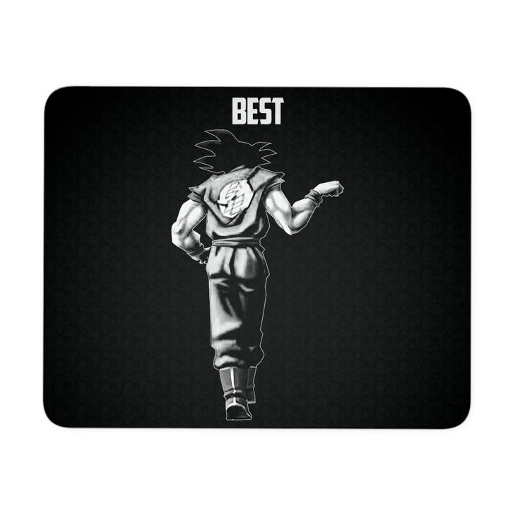 Super Saiyan Goku Best Friend For Life Mouse Pad - TL00562MP