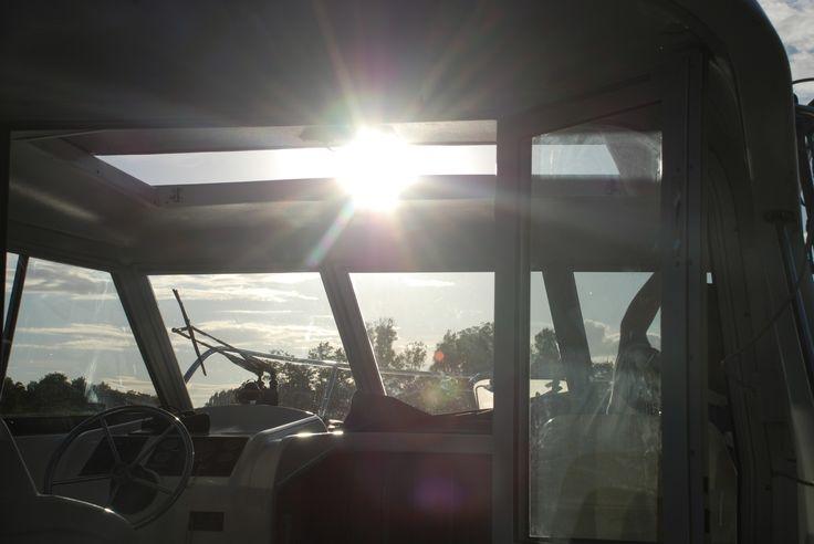 woww the sun
