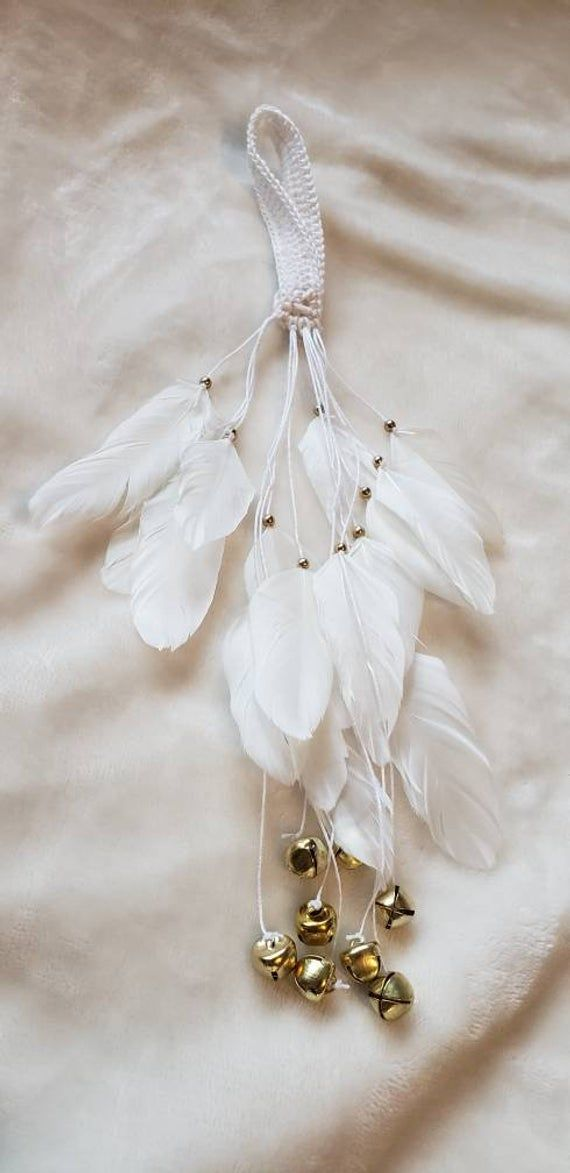 bells door witch witches decor wiccan bell